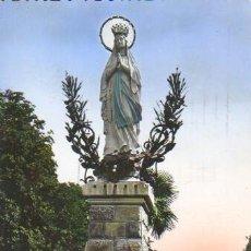 Postales: POSTAL FRANCIA - LOURDES LA VIRGEN COURONNES -EDIT. P.DOUCET Nº 19. Lote 29726990