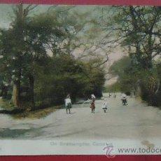 Postales: ON SOUTHAMPTON COMMON.. Lote 29761102