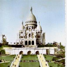 Postales: PARIS (FRANCIA). LE SACRE COEUR. Lote 30175386