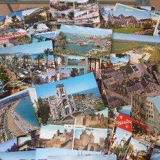 Postales: LOTE 100 POSTALES DE FRANCIA, DESDE AÑOS 60. Lote 30272816