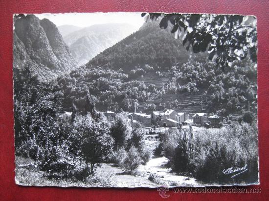 VALLS D'ANDORRA - LES ESCALDES, VISTA PARCIAL (Postales - Postales Extranjero - Europa)