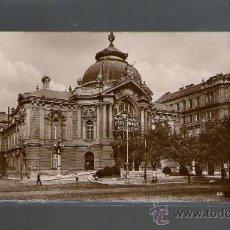 Postales: TARJETA POSTAL DE HUNGRIA. BUDAPEST. VIGSZINHAZ. . Lote 30529906