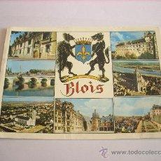 Postales: POSTAL BLOIS FRANCIA AÑOS 90 NUEVA. Lote 35473314