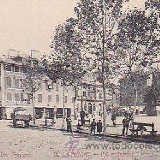Postales: POSTAL BAYONNE PAIS VASCO FRANCES PLACE ST.ESPRIT. Lote 30675434