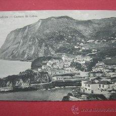 Postales: MADEIRA - CAMARA DE LOBOS. Lote 30723338