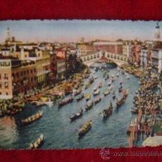 Postales: POSTAL VENEZIA PONTE DI RIALTO. Lote 30783508