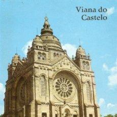 Postais: VIANA DO CASTELO - TEMPLO DE SANTA LUZIA. Lote 30783720