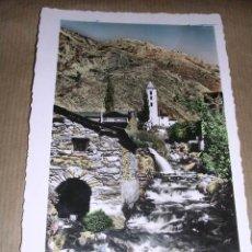 Postales: VALLS D`ANDORRA - 86 - CANILLO , PAISATGE V. CLAVEROL ILUMINADA - 15X10 CM.ILUMINADA. Lote 30898435
