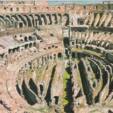Postales: INTERNO DEL COLOSSEO - ROMA - MA.PI.R. 254 . Lote 30962722