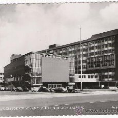 Postales: ROYAL COLLEGE OF ADVANCED TECHNOLOGY, SALFORD - VALENTINE´S - M 6484 . Lote 30990778