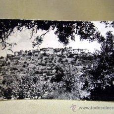 Postales: POSTAL, TARJETA POSTAL, TROQUELADA, FOTO R. VASALL, 1955, CIRCULADA. Lote 31140731