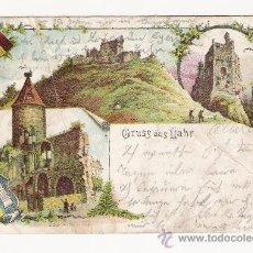 Postales: LAHR.-ALEMANIA.-POSTAL FECHADA EN 1899.-. Lote 31164641