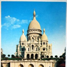 Postales: FRANCIA. PARIS. LE SACRÉ-COEUR.. Lote 31270217