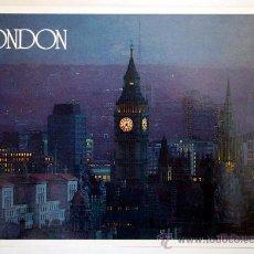 Postales: GRAN BRETAÑA. LONDRES. LONDON. BIG BEN.. Lote 31345319