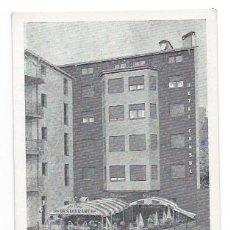 Postales: ANDORRA LA VELLA. HOTEL CONSUL. . Lote 31529573