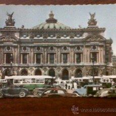Postales: POSTAL PARIS L'OPÉRA PARIS ....EN FLANANT YVON. Lote 31595440