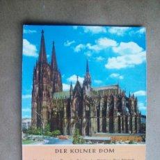 Postales: DER KÖLNER DOM. KÖLN AM RHEIN - DOM SÜDSEITE, CATHEDRAL. Lote 31638228