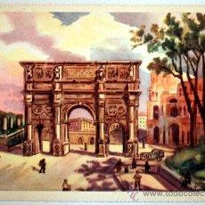 Postales: ITALIA. ROMA. ARCO DI COSTANTINO.. Lote 31731177