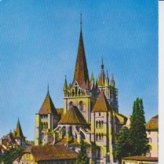 Postales: LAUSANNE (SUIZA). Lote 31799342