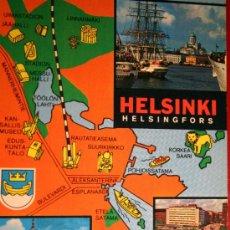 Postales: POSTAL HELSINKI. HELSINGFORS. SIN CIRCULAR. . Lote 31866016