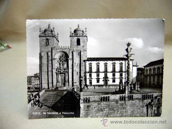 POSTAL, FOTO POSTAL, PORTUGAL, PORTO, VERDADEIRA, TROQUELADA (Postales - Postales Extranjero - Europa)