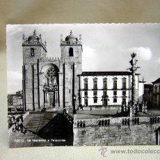 Postales: POSTAL, FOTO POSTAL, PORTUGAL, PORTO, VERDADEIRA, TROQUELADA. Lote 31859257