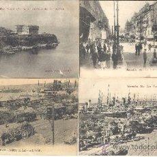 Postales: PS1535 LOTE DE 18 POSTALES ANTIGUAS DE MARSELLA. MAGASIN GÉNÉRAL Y LACOUR. SIN CIRCULAR.. Lote 31951561