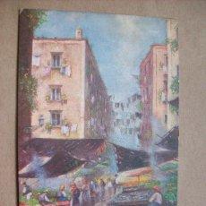 Postales: NAPOLI EX BASSO PORTO 1919 N° 2844 - 23. Lote 32206723