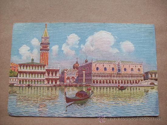 VENEZIA - PANORAMA E GONDOLA N° 1 (Postales - Postales Extranjero - Europa)