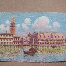 Postales: VENEZIA - PANORAMA E GONDOLA N° 1. Lote 32206726