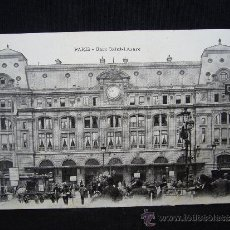 Postales: POSTAL PARIS. GARE SAINT- LAZARE. FRANCIA.. Lote 32544154