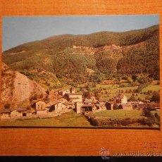 Postales: POSTALVALLS D`ANDORRA ORDINO VISTA PARCIAL AL FONDS COLL D`ORDINO SIN CIRCULAR. Lote 32612465
