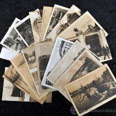 Postales: LOTE DE 19 POSTALES ANTIGUAS ALEMANAS. BARCOS. PAISAJES, ETC...CAP POLONIO.... Lote 32688507