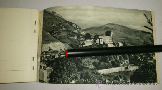 Postales: 10 POSTALES MONASTERIO O GRUTA DE LA VIRGEN DE LOURDES en heliograbado de lujo - Foto 3 - 32649003