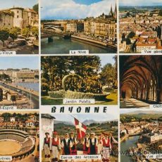 Postales: POSTAL DE BAYONNE - FRANCIA. Lote 32691785
