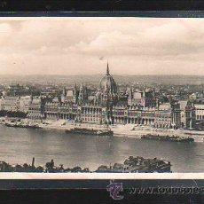 Postales: TARJETA POSTAL DE HUNGRIA. BUDAPEST. PARLAMENTO. . Lote 32858407