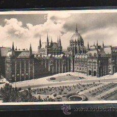Postales: TARJETA POSTAL DE BUDAPEST. HUNGRIA. PARLAMENTO. . Lote 32858509