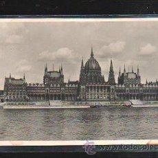 Postales: TARJETA POSTAL DE BUDAPEST. HUNGRIA. PARLAMENTO. . Lote 32858556