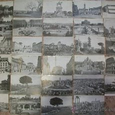 Postales: POSTALES (28 POSTALES DE ROMA ). Lote 32924682