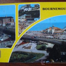 Postales: GREETINGS FROM BOURNEMOUTH -CIRCULADA-.. Lote 33212065