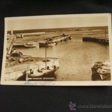 Postales: THE HARBOUR - SEAHOUSES - . Lote 33430022