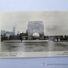 Postales: BEANLAND MALIN & CO LTD, GIBRALTAR, USA WAR MEMORIAL. Lote 33638632