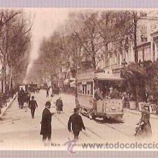 Postales - ANTIGUA POSTAL 155 NICE AVENUE DE LA VICTOIRE EDITION GILETTA FRANCIA - 33644568