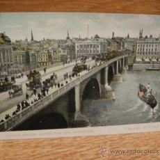 Postales: LONDRES SIN CIRCULAR. Lote 33657148