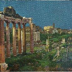 Postales: ROMA - FORO ROMANO - CIRCULADA. Lote 33676734