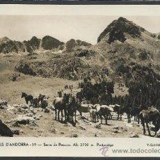 Postales: ANDORRA - 59 - SERRA DE PESSONS.......- V. CLAVEROL - (11.243). Lote 33718533