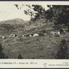 Postales: ANDORRA - 115 - SOLDEU .- V. CLAVEROL - (11.254). Lote 33718815