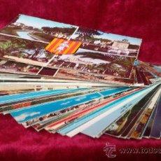 Postales: LOTE DE 60 POSTALES EN COLOR. Lote 33900283