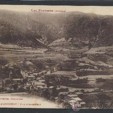 Postales: ANDORRA - 1042- VUE D´ESSEMBLE - LABOUCHE - (11.468). Lote 33905678