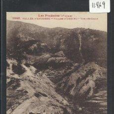 Postales: ANDORRA - 1043 - VILLAGE D´ORDINO - LABOUCHE - (11.469). Lote 33905799